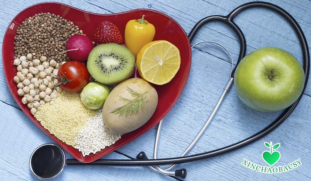 Tăng huyết áp nên ăn gì? – Áp dụng chế độ ăn DASH để hạ áp hiệu quả